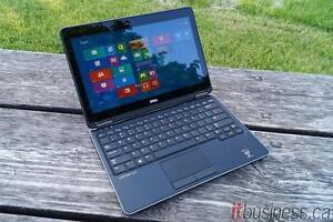 "Dell Latitude E7240 - Core i5 4310U 2.60 GHz - 4 GB RAM - 128 GB SSD - 12.5"" Ultrabook - Light Wight Professional Laptop"