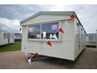 Static Caravan Steeple, Southminster Essex 3 Bedrooms 9 Berth Atlas Mirage 2005