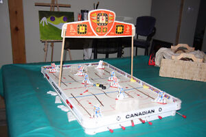 Vintage Table Top Hockey Game Kingston Kingston Area image 1