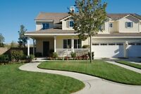 Four Seasons Property - Lawn cutting with free edging included