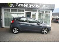 2013 FORD FIESTA ZETEC GREAT VALUE HATCHBACK PETROL