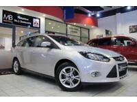 2014 FORD FOCUS 1.6 125 Zetec 5dr Powershift Auto