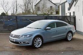2013 VW CC GT TDI BLUEMOTION £30 TAX FVSH 1 OWNER A4 PASSAT 320D 1 YEAR WARRANTY