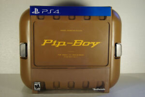 Fallout 4 Collectors Pip Boy Edition Brand New
