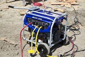 YAMAHA EF5500DE GENERATOR Regina Regina Area image 1