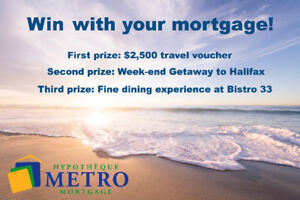 Win with your mortgage