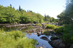 14 ACRES OF PRIVATE WATERFRONTAGE - SHEET HARBOUR NS