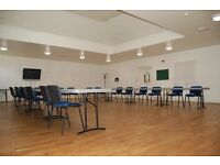 Large Hall for hire