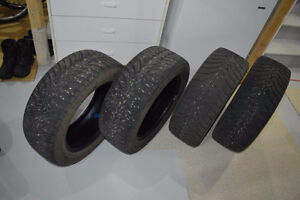 Goodyear UltraGrip Ice Winter Tires 215/55 R16 for Great Price