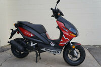 Benelli 49X Gas Scooter - LEARNERS PERMIT REQUIRED ONLY!!