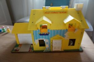 Maison Fisher Price vintage