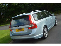 2009 Volvo V70 2.0D 136ps R-DESIGN SPEC SE Lux+FULL HISTORY+1 YEAR MOT+2 KEYS+
