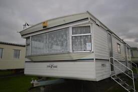 Static Caravan Isle of Sheppey Kent 2 Bedrooms 4 Berth Carnaby Regent 1999 Harts