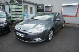 2009 CITROEN C5 VTR PLUS HDI LOW MILES GOOD SPEC SALOON DIESEL