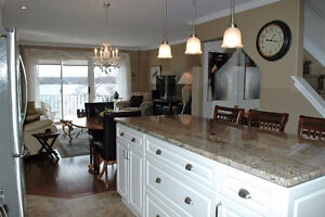 Gorgeous waterfront condo townhouse for sale!