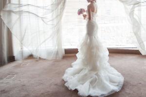 Wedding dress - Pronovias Designer Wedding
