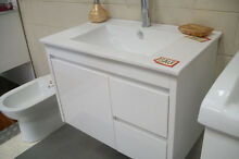 750mm Vanity Wall Hung soft close 2pac Woy Woy Gosford Area Preview