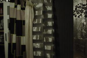 rideaux, housse,tête de lit