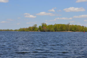 Hickory Island on Trent River is For Sale!  151 Acres!