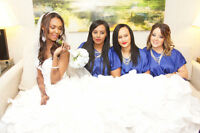 ALL DAY Wedding Photography Package with Retouch $300