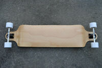 Down 0 Lowrider Drop Down Easy People Natural Longboard Complete
