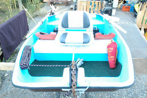 Awesome Fly Fishing Boat