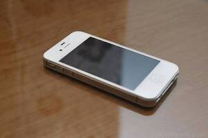 iPhone 4S (16GB) Perfect Condition & Unlocked Hamersley Stirling Area Preview