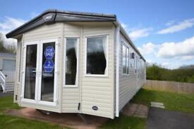 Static Caravan Dawlish Devon 2 Bedrooms 6 Berth ABI Fairlight 2018 Golden Sands