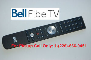 Bell FibeTV Slim Remote Control for VIP1200 /1216 /2202/2262 etc