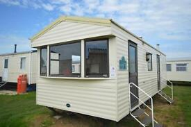 Static Caravan Dymchurch Kent 2 Bedrooms 6 Berth ABI Sunrise 2008 New Beach