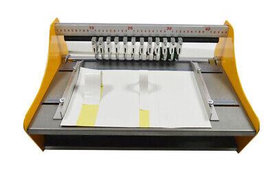 110v 16 400mm Sticker Half Cutting Machine Variable Speed Scriber Paper Cutter