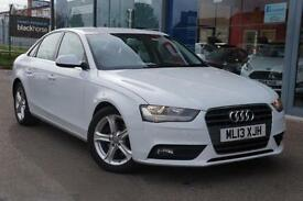 "2013 AUDI A4 2.0 TDIe SE GBP 30 TAX, B TOOTH and 17"" ALLOYS"