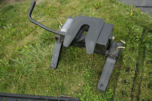 Titlting Fifth Wheel Hitch