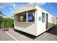 Static Caravan Dawlish Warren Devon 3 Bedrooms 0 Berth ABI Sunrise 2008 Dawlish
