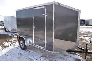 Looking for an enclosed trailer 10' or longer