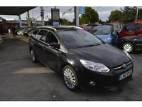 Ford Focus 1.6TDCi ( 115ps ) 2012.75MY Titanium X one owner from new SAT NAV