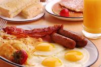 Best Breakfast in Town $5.75