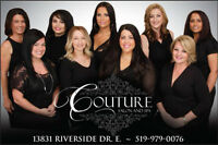 COUTURE SALON AND SPA - ESTHETICIAN
