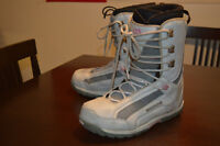 snowboard boots, size 10