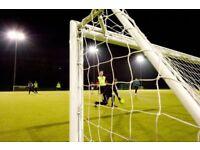 7 a side football in Oakington, Cambridge