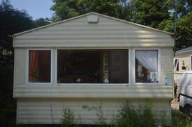 Static Caravan Hastings Sussex 2 Bedrooms 4 Berth Delta Santana 2007 Beauport