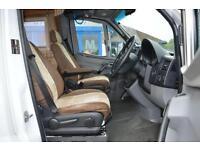 2010 AUTO SLEEPER DEVON MERCEDES SPRINTER 316 CDI 2.2 AUTOMATIC DIESEL 163 BHP 2