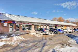COMPLETELY RENOVATED RETAIL SPACE - St.Joseph in Orleans