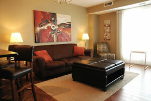 SaskatoonSuites.ca: 1-Bedroom Exec Fully Furnished, November