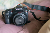*Price Reduced* Like New Sony A77 VERY Low Shutter Count 24 MP
