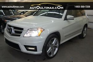 Mercedes-Benz GLK-Class 4MATIC GLK 350-TOIT PANORAMIC 2011