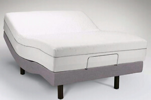 Twin XL Tempurpedic Ergo Premier Adjustable Bed/Temper Mattress