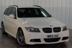 2012 12 BMW 3 SERIES 2.0 320D SPORT PLUS EDITION TOURING 5D AUTO 181 BHP DIESEL