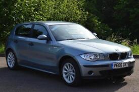 2006 BMW 1 SERIES 116i ES 5dr [6] VERY LOW MILEAGE