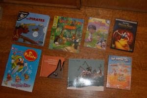 Books in french (adults and kids)